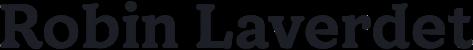 Logo Robin Laverdet